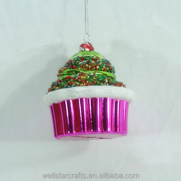 2015 new products christmas ornament cake, hot toys for christmas 2015 snowflake, christmas gifts 2015 candy cane