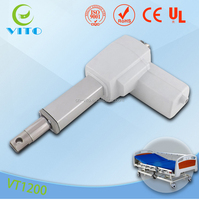 Factory price 12v push pull micro linear actuator