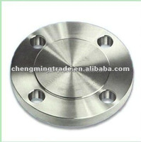 OEM Stainless Steel 316,316L Plate Pipe Fitting, Flange, Blind, Class 150