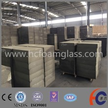 roof heat insulation material foam glass