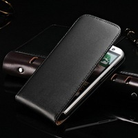 China Factory Direct Quality Guaranteed Genuine Leather Flip Cover Phone Case Smart Mobile Phone Pouch Bag for HTC One M8