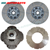 Clutch Disc CD128238, CD128239, Clutch Cover CA-127390-1, Plate PL-1603 for MACK Trailer Clutch Kit Assembly Parts
