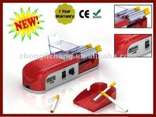 Slim automatic electric cigarette rolling machine for home use, with CE, 1 year warranty