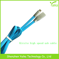Alibaba wholesales usb shielded high speed cable 2.0 for android iphone mobile phone