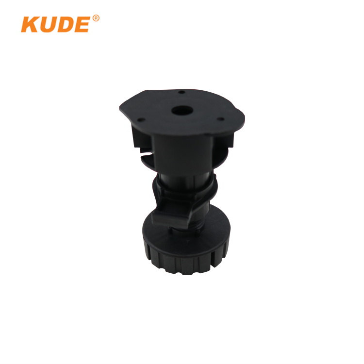KUDE table support telescoping adjustable leg for kitchen