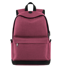 Fashionable Anti-Theft Teenager Casual Bussiness Backpack