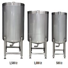 500L Stainless steel pharmaceutical solution preparation tank water storage tank
