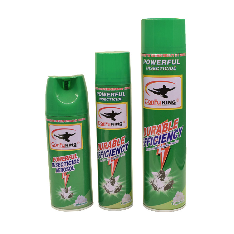 Daily Chemicals Water Base Aerosol Cockroach Insecticide