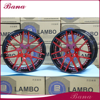 Great durability 3sdm replica alloy wheel rims wheels 16 inch wheel rims