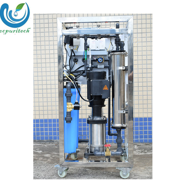 Good quality reverse osmosis water system with reverse osmosis high pressure pumps for industrial reverse osmosis system