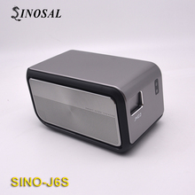 SINO-J6S 1100 Ansi lumens DLP LED Full HD active shutter 3D portable video Android home theater projector