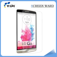 Super clear matt diamond tempered glass screen protector for lg g pro lite
