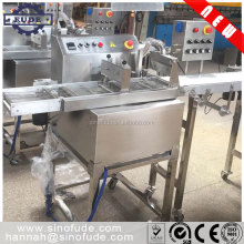 Chocolate bean coating machine/chocolate making machine equipment