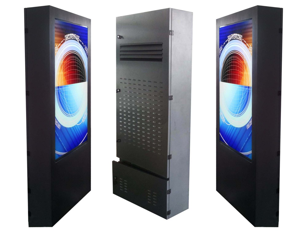 Customization KAWDEN 22 Inch outdoor advertising digital signage wifi 3G 4G Network shopping mall cinema