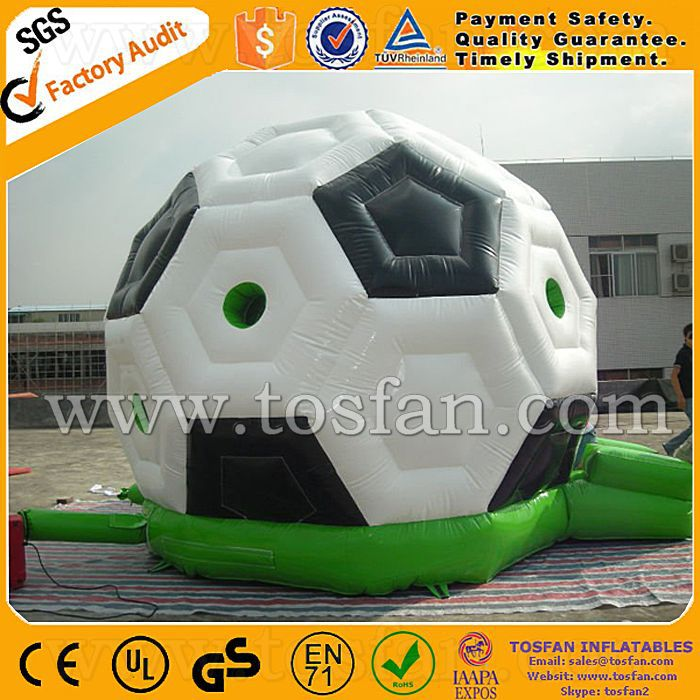 inflatable bouncer football new design inflatable bouncer A1101