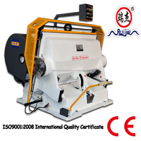 Industrial Die Cutting Machines/Carton Die Cut Machine/Manual Paper Die Cutting and Creasing Machine ML-1400