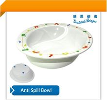 Japan Anti Spill Bowl with Non Slip Bottom