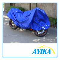 Wholesale motorcycle cover/Easy to carry and collapsible PVC with PP cotton motorcycle cover
