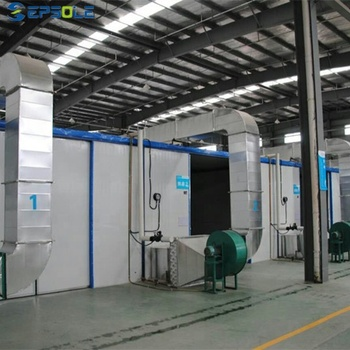 Curing Room For EPS Production Line EPS Foam Machinery
