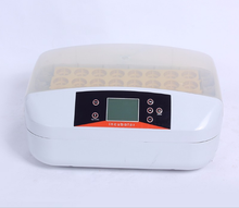 HHD Egg incubator with LED candler EW-32S LED candler under each egg
