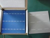 Cheapest 156x156mm B grade poly crystalline solar cells for sale