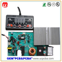 low cost multilayer pcb board assembly, oem service in China
