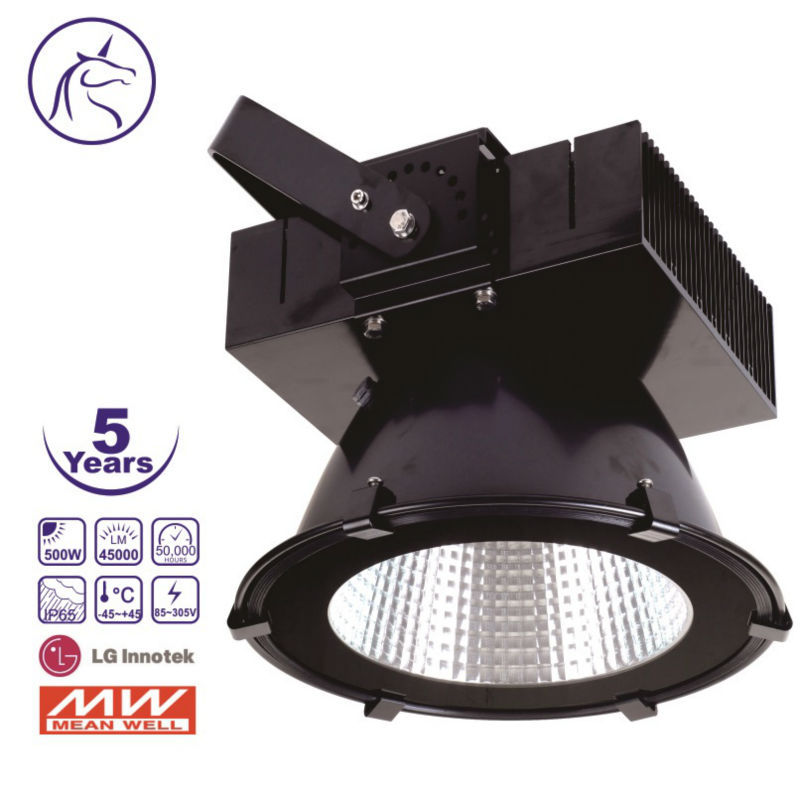 Shenzhen Unicorn lighting industrial lighting supplier portable led lights 100W led high bay with CE&RoHS approved.