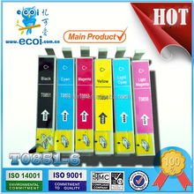 T0851-T0856 ink cartridge for epson 1390