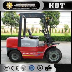 Safe and efficient diesel forklift 3 tons CPCD30 fork lift truck price