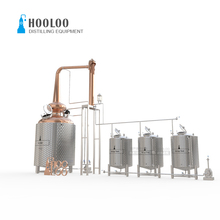 Copper Pot Large Beer Brewery Equipment with Beautiful Jacket
