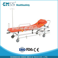 hospital bed medical equipment ambulance stretcher sizes ningbo