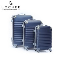 Zipper Plastic 24 Hardside Personalize Guest Luggage Set