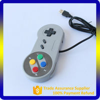 Hot sell! Cheap controller for NES SNES PC/USB
