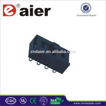 Daier micro slide switch