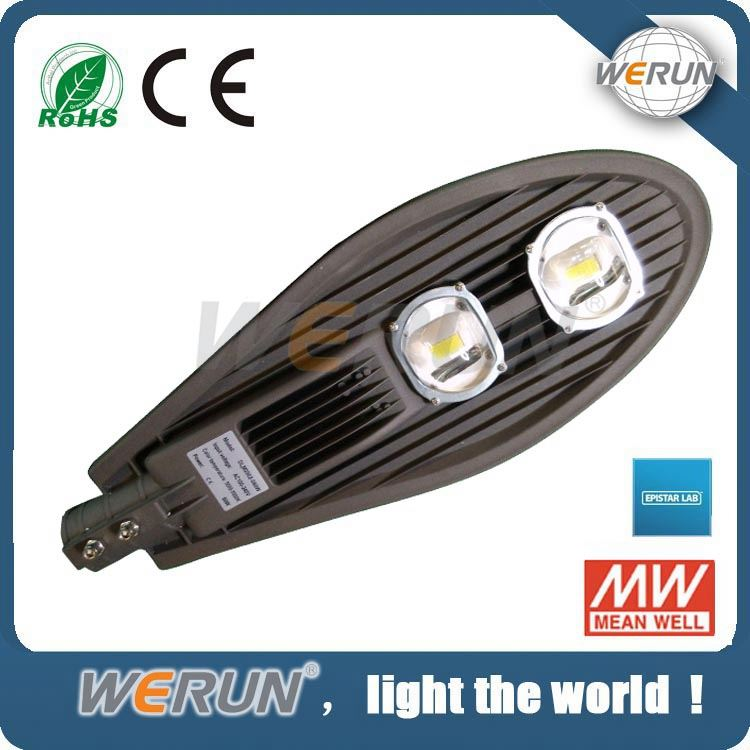 Newest High Quality Street Lighting 80w power led street light