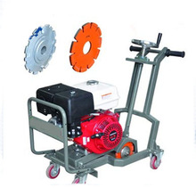 Factory supply Asphalt pavement crack grooving machinery,Road Slotting machine