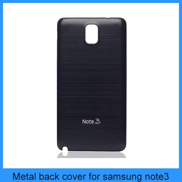 Metal Aluminum housing Replacement Case Battery Cover For Samsung Galaxy Note 3 n9000/Metal Makeup Case