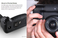 camera battery grip for Nikon D80 / D90