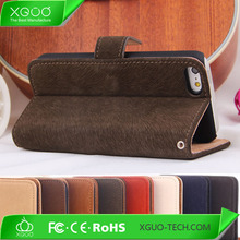 retro leather case for iphone 5c, for apple iphone leather case
