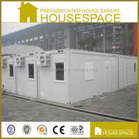 Energy Effective Galvanized Collapsible Container Offices