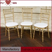 iron or aluminum tubes wholesale import furniture chiavari chairs
