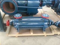 D/MD/DF Horizontal Multistage Centrifugal Pumps