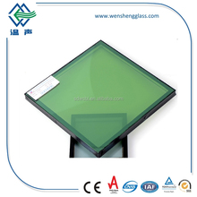 china manufacturer heat insulating sound proof window glass with insulated glass 6mm+6A/9A/12A +6mm