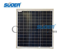China High Efficiency Polycrystalline Solar Panel 30 Watt 18v Solar Module