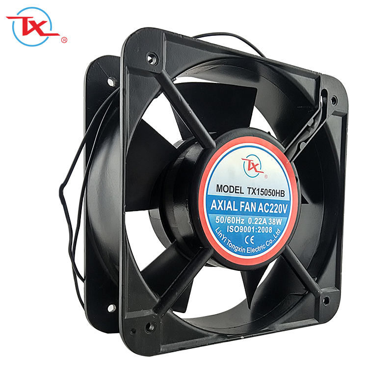 China TX 150*150*50mm 6 inch laptop cooling axial fan 15050 ac 220v