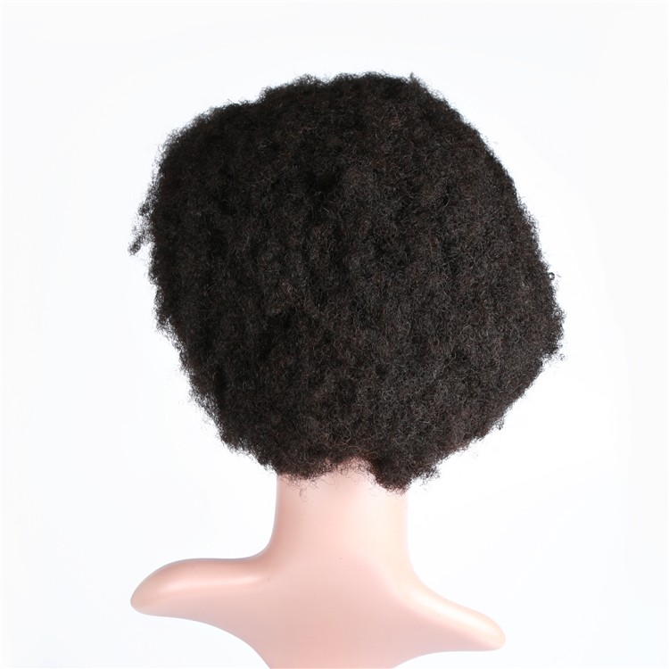 XBL manufacturer customized exclusive wig Afro kinky virgin hair lace front wig