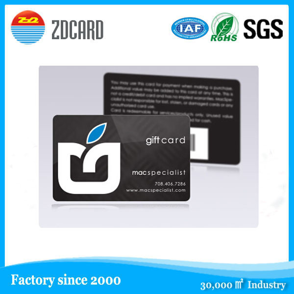 Good design rf hf prox access control rfid card