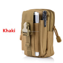 Tactical Pouch Belt Waist Bag Military Pack Outdoor Pouches Phone Case Pocket For Iphone 7 Hunting Bags