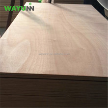 4x8 8mm 9mm one side Okoume veneer Poplar Packing Plywood for <strong>Wooden</strong> box