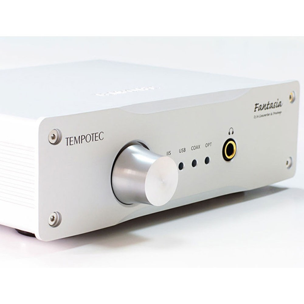 TempoTec Fantasia D/A 32Bit / 192KHz Decoder DAC External USB Sound Card Head-Amp amplifier